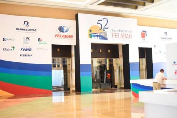 Asamblea de Felaban reúne en RD más de 1,700 banqueros de 40 países
