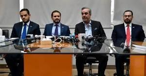Abinader y ANJE coinciden en su oposición a modificación constitucional