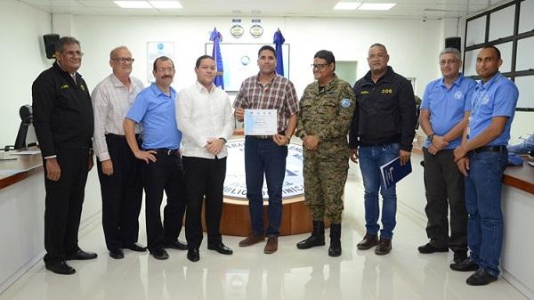 Técnicos dominicanos son entrenados en sistema mundial de emergencias