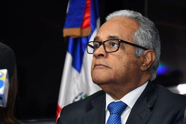 Ministro de Salud Pública, Rafael Sánchez Cardenas.