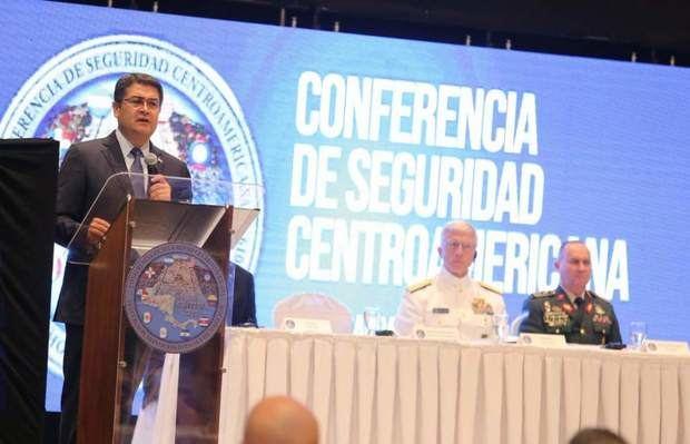 R.Dominicana participará en la Conferencia de Seguridad Centroamericana