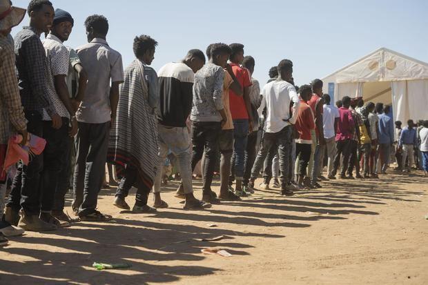 Cerca de dos millones de personas al borde de la hambruna en Etiopía, según la ONU