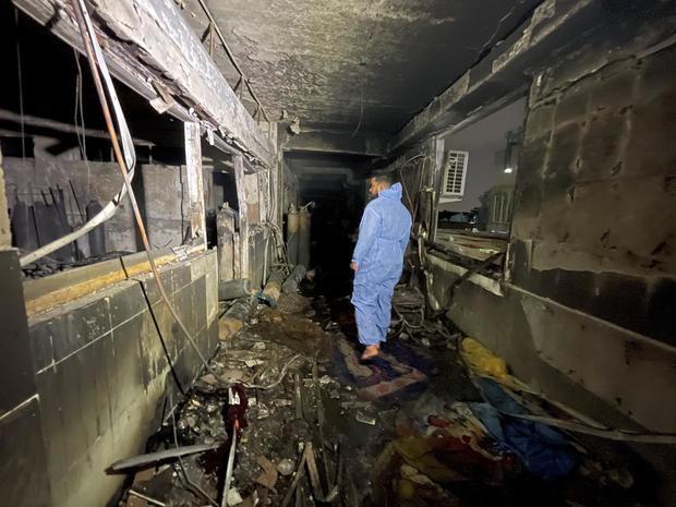 Nicaragua se solidariza con Irak por el incendio que dejó 82 muertos en un hospital