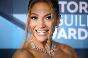 En la imagen, la cantante estadounidense Jennifer López.