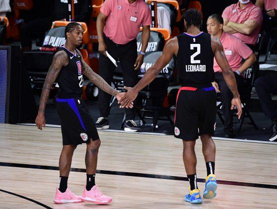 Ángeles Clippers anotan mayor cantidad de puntos.