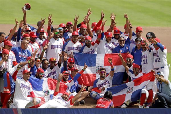 República Dominicana derrota a Venezuela y clasifica a Tokio 2020