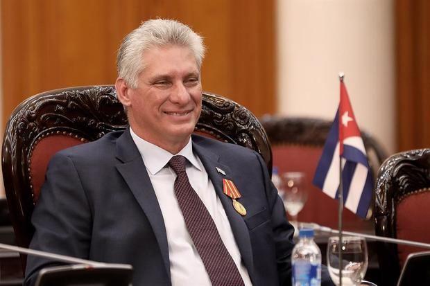 El presidente de Cuba recibe al viceprimer ministro ruso para abordar las relaciones