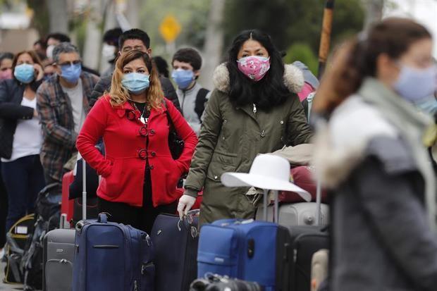Países de América Latina se suman también al cierre de vuelos con Reino Unido