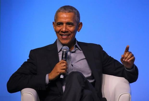 Barack Obama califica de