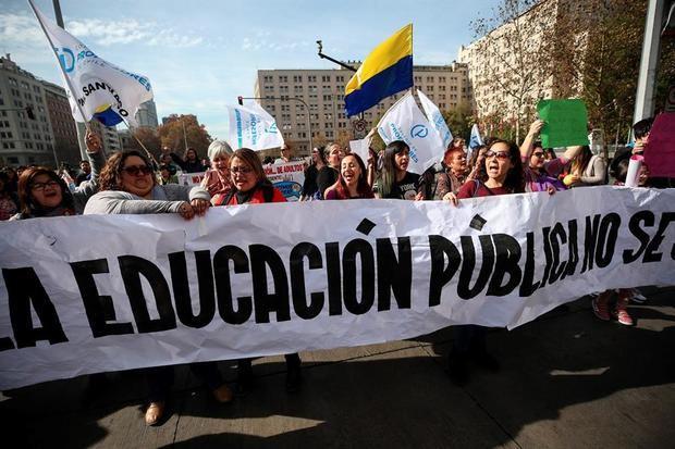 Los estudiantes chilenos retoman las clases y su rol clave en las protestas