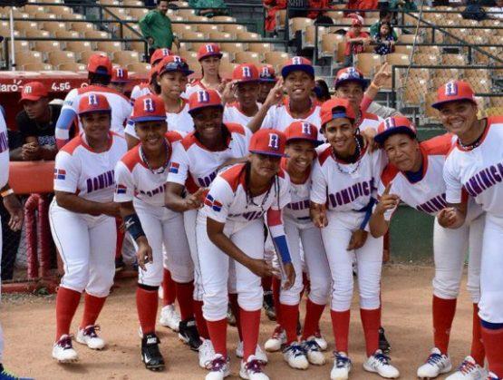 Selectivo RD estará presente en la Copa mundial de béisbol femenino