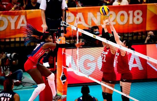 Las Reinas del Caribe cayeron ante Japón en Copa del Mundo de voleibol femenino