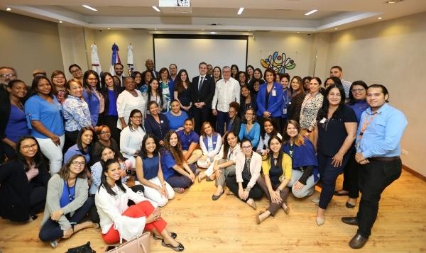 Experto internacional en Inclusión Digital resalta trabajo del CAID SDO