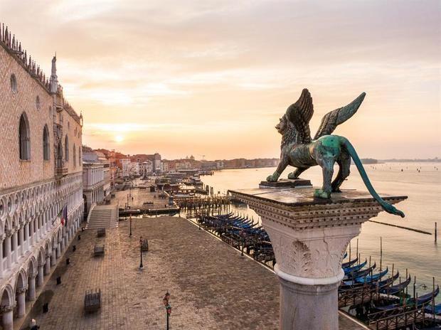 Venecia, los 1.600 años de una ciudad legendaria