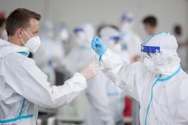 Lanzan en Viena un proyecto con test rápidos para 3.000 personas en 48 horas