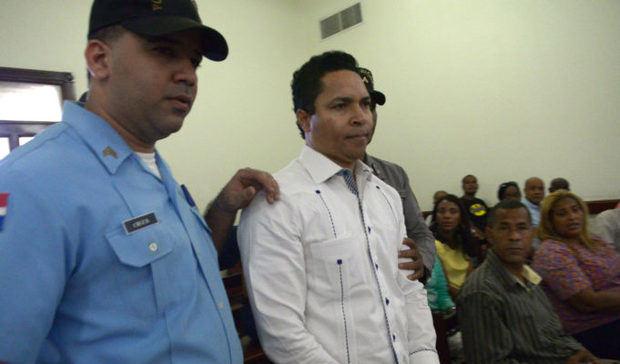 Declaran culpable a Martín Batista por la muerte de la joven Geraldine Sánchez