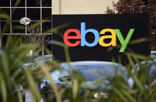 EBay gana 924 millones de dólares en seis primeros meses de 2019, 12 % menos