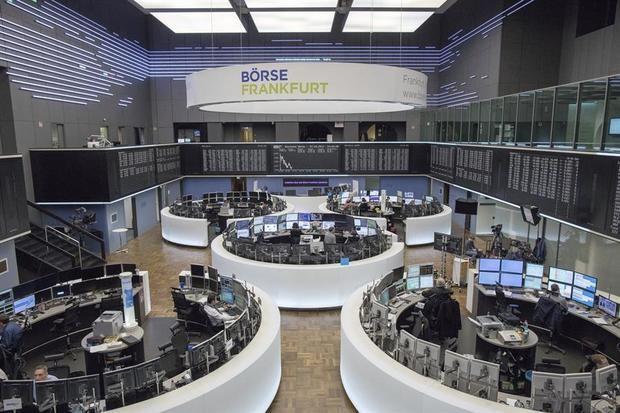 La mayoría de las grandes bolsas europeas suben más del 2 % al cierre