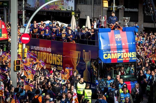 Un estudio sitúa al Barça como el mejor equipo español por resultados en siglo XXI