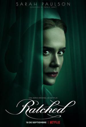 Cartel de 'Ratched' cedido por Netflix.