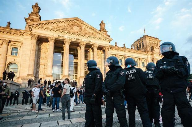 Estupor en Alemania por el amago de