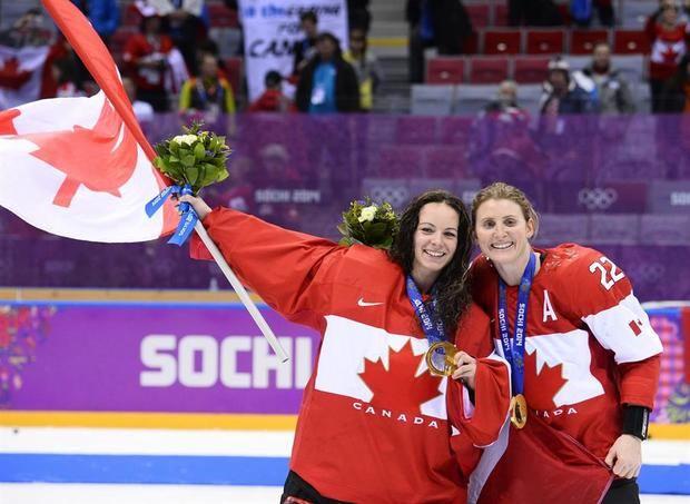 Medallista canadiense califica de