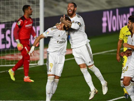Real Madrid se corona campeón de La Liga Santander 2019 - 2020