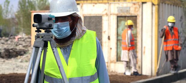 Industria de la construcción se organiza y capacita para la prevención y protección de trabajadores ante Covid-19