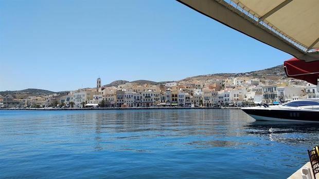 Las islas griegas, un paraíso sin coronavirus listo para recibir turistas