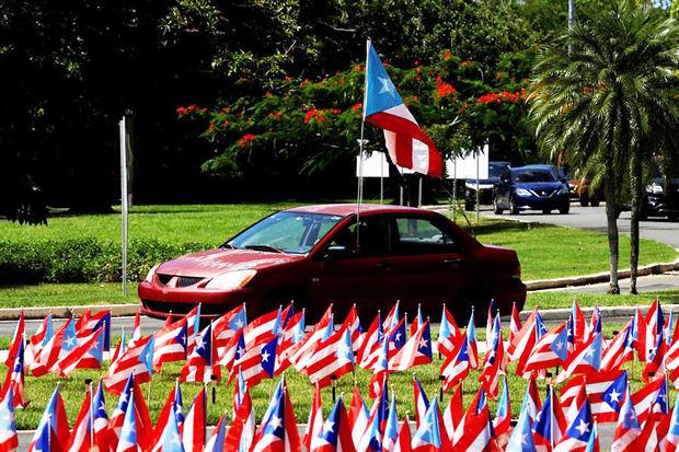 Puerto Rico recuerda en acto ecuménico a las víctimas del devastador huracán María