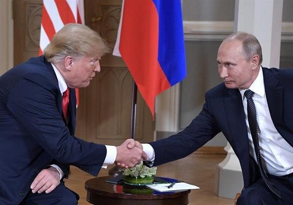 Trump y Putin elogian una cumbre