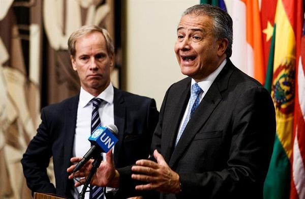 El Consejo de Seguridad de la ONU espera que Duque consolide paz en Colombia