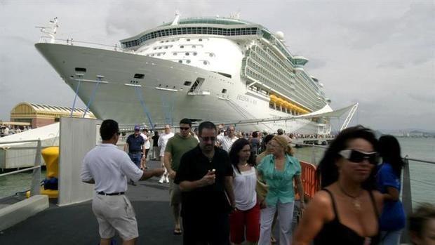 Llegan 209.974 pasajeros de crucero a San Juan en enero, récord histórico