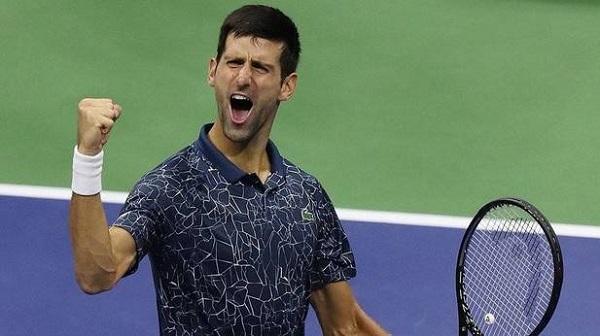 Djokovic domina a Del Potro y conquista el US Open