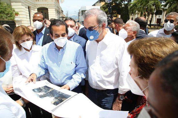 El Gobierno dominicano anunció este domingo un programa nacional de mejoramiento de viviendas destinado a la población más vulnerable.