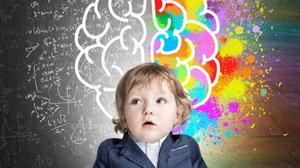 Los niños usan ambos hemisferios del cerebro para comprender el lenguaje.