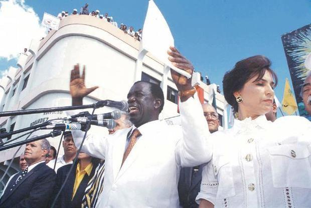 Recuerdan a Peña Gómez en el 23 aniversario de su fallecimiento