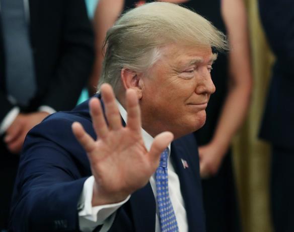 El Gobierno de Trump descarta incluir la pregunta sobre ciudadanía en censo 2020
