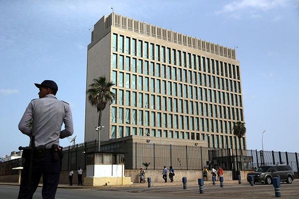 Embajada de EE. UU. en La Habana