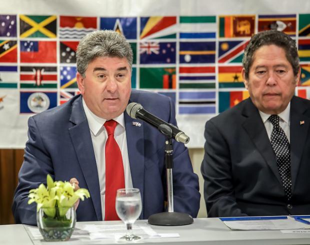 Embajador británico resalta compromiso con el bien común en Día de la Mancomunidad