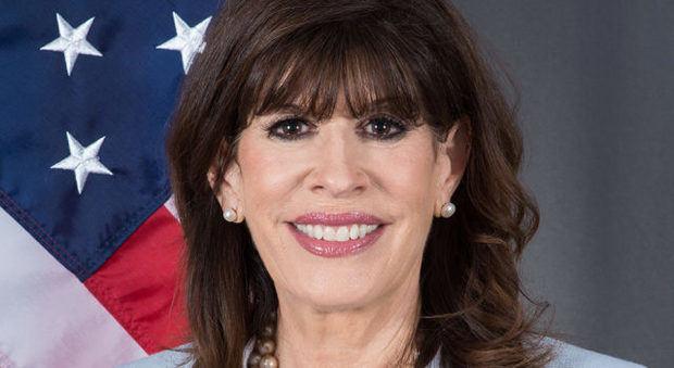 Embajadora de EE.UU., Robin Bernstein se despide en Enero de RD