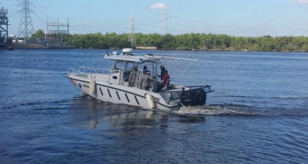 Armada dominicana busca embarcación que salió ayer de Las Galeras y no volvió a puerto