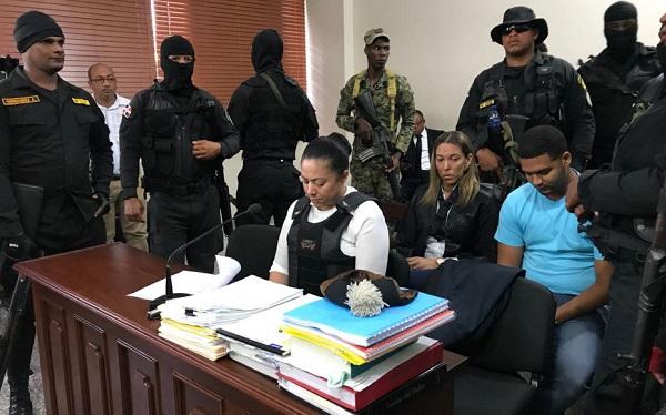 Tribunal seguirá el viernes juicio a Marlon y Marlin Martínez