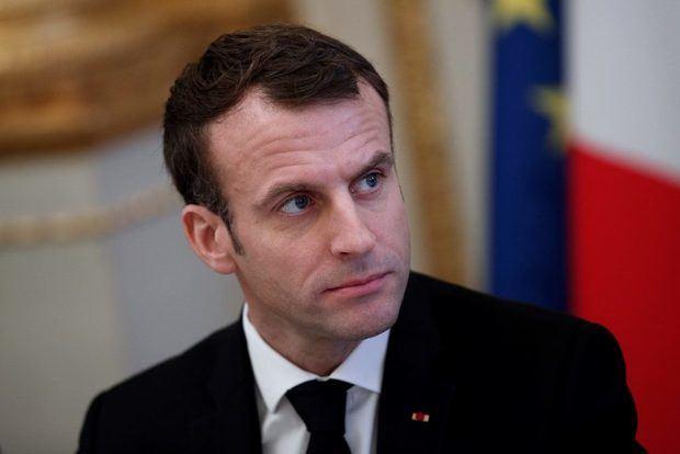 Macron plantea a los franceses una lista de temas para su debate nacional