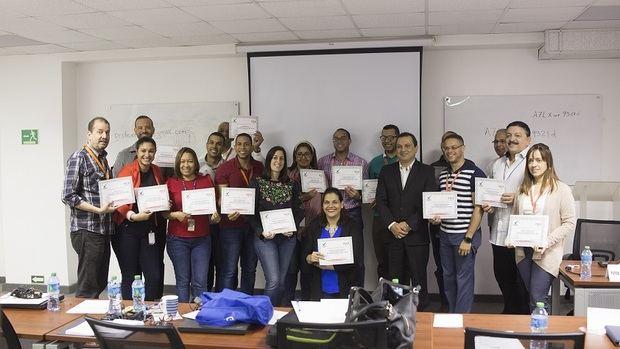 Empleados de Mejía Arcalá reciben formación como gestores de riesgo ISO 31000:2009