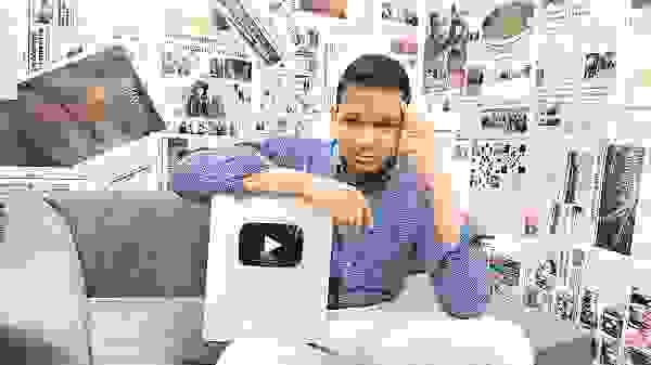 Enrique Medina primer periodista de RD en ser reconocido por YouTube