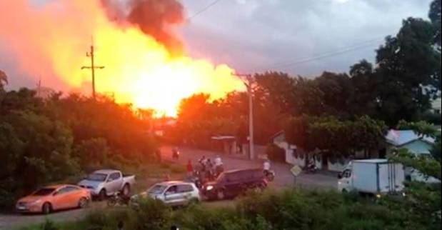 Se elevan a seis los fallecidos por incendio en Licey al Medio