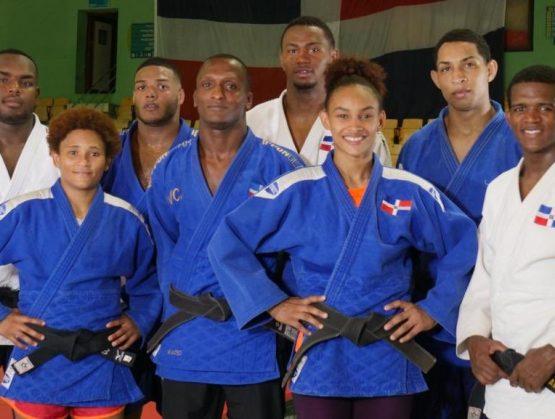 Equipo dominicano de Judo esta preparado para la competencia en Lima, Perú.