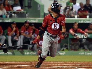 Los Leones del Escogido mantuvieron su invicto al derrotar 5 carreras por 3 a las Estrellas en partido del torneo de béisbol otoño invernal Copa BHD León.