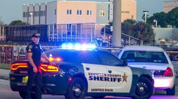 El tiroteo ocurrió en la localidad de Parkland